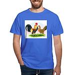 Dutch Bantams Blue Lt Brn Black T-Shirt