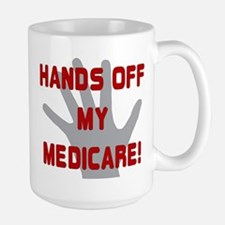 Hands off my Medicare Mug