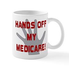 Hands off my Medicare Small Mug