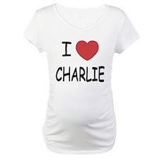 I heart charlie Shirt