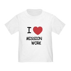 I heart mission work T