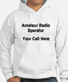 Personalized Call Sign Hoodie