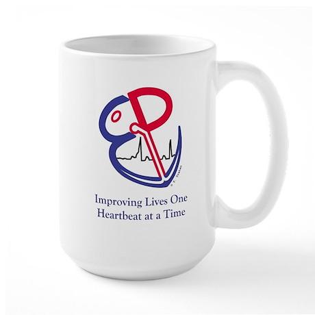 EP Electrophysiology WPW to Sinus Rhythm Large Mug