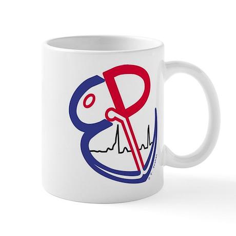 EP Electrophysiology WPW to Sinus Rhythm Mug