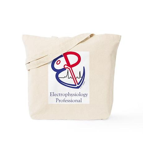 EP Electrophysiology WPW to Sinus Rhythm Tote Bag