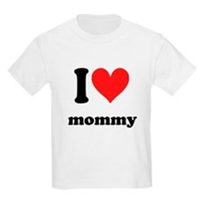 I Heart Mommy T-Shirt