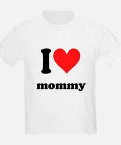 I Heart Mommy T-Shirt