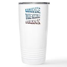 That Astounding, Amazing and Travel Mug