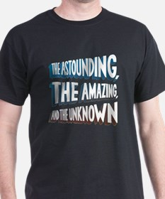 That Astounding, Amazing and T-Shirt