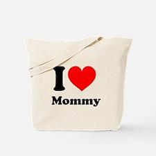 I Heart Mommy Tote Bag