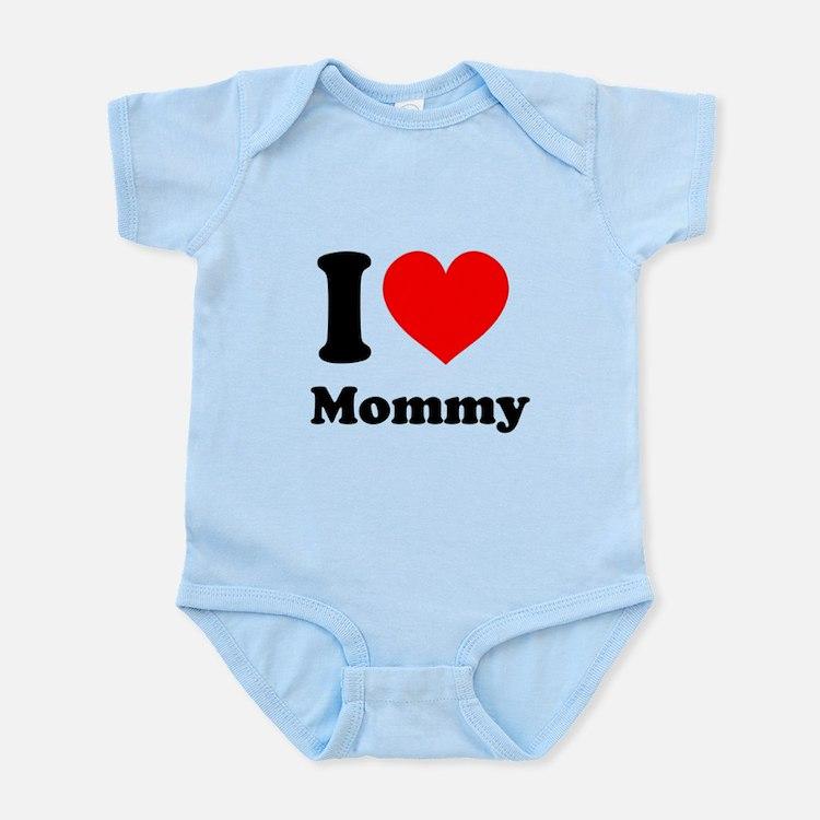 I Heart Mommy Infant Bodysuit