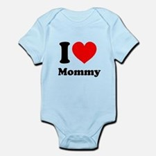 I Heart Mommy Onesie