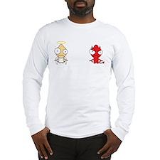 Angel Devil Long Sleeve T-Shirt