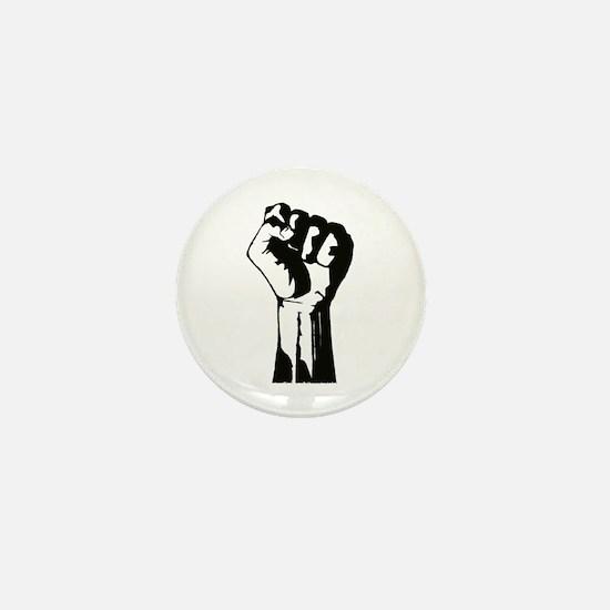 Fist Mini Button