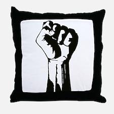 Fist Throw Pillow