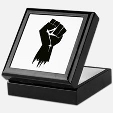 Rough Fist Keepsake Box