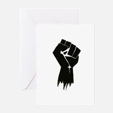 Rough Fist Greeting Cards (Pk of 20)