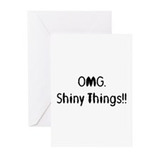 OMG Greeting Cards (Pk of 10)