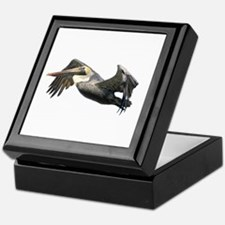 Pelican Flying Keepsake Box