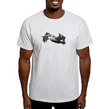 Pelican Flying T-Shirt