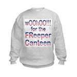 wOOhOO ... FReeper Canteen Kid's Sweatshirt