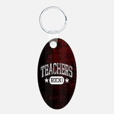 Teacher appreciation quotes Keychains