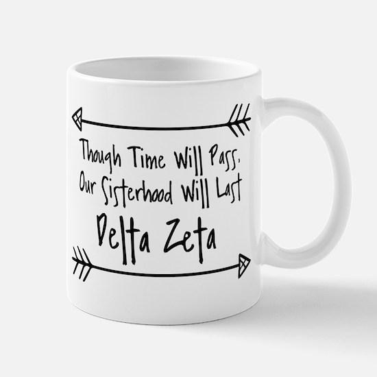 Delta Zeta Sisterhood Mug