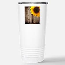 bohemian barn woo Travel Mug