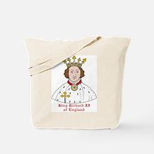King Richard II  Tote Bag