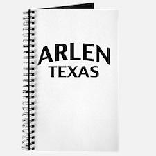 Arlen Texas Journal