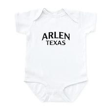 Arlen Texas Infant Bodysuit