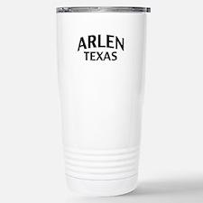 Arlen Texas Travel Mug