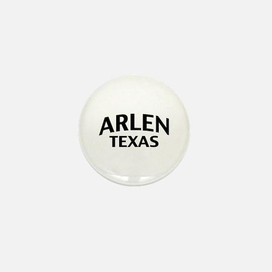 Arlen Texas Mini Button