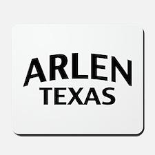 Arlen Texas Mousepad