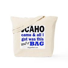 JCAHO Came Tote Bag