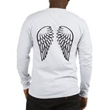 Angel wings Long Sleeve T-shirts