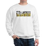 0534 - Can you fly float ... Sweatshirt