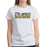 0534 - Can you fly float ... Women's T-Shirt