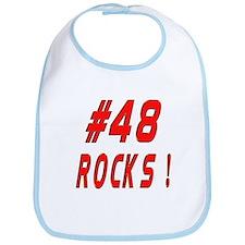 48 Rocks ! Bib