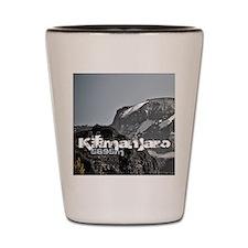 Kilimanjaro Shot Glass