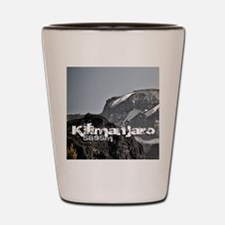 Kilimanjaro Shot Glass