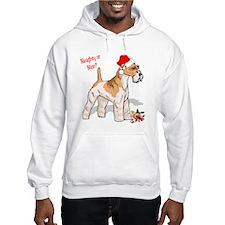 Fox Terrier Naughty/Nice Hoodie