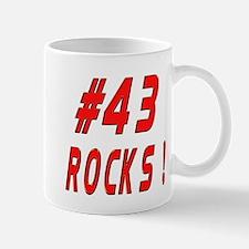 43 Rocks ! Mug