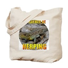 Funny Herpes animals wildlife Tote Bag