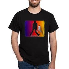 Jamskate Black T-Shirt