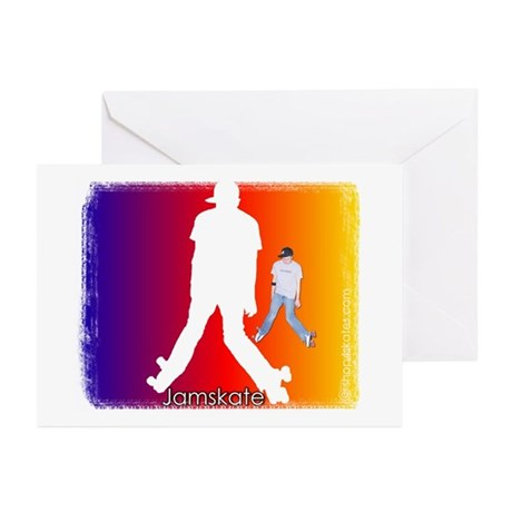 Jamskate Greeting Cards (Pk of 10)