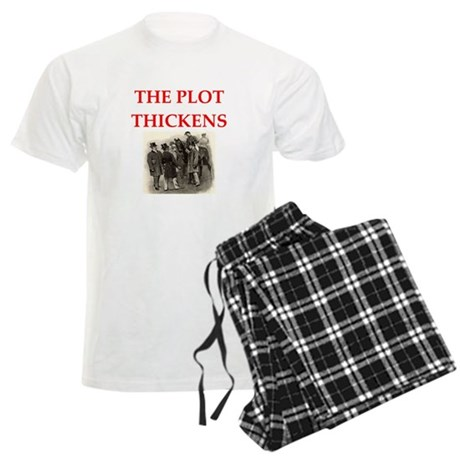 sherlock holmes Men's Light Pajamas
