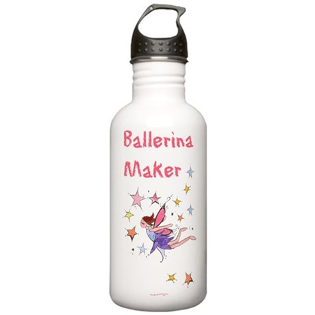 Stainless Water Bottle 1.0L - Ballerina Maker