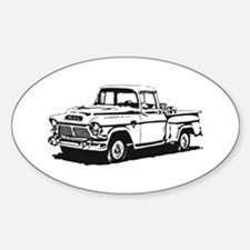 Old GMC pick up Decal