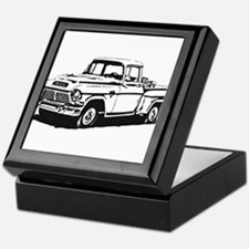 Old GMC pick up Keepsake Box